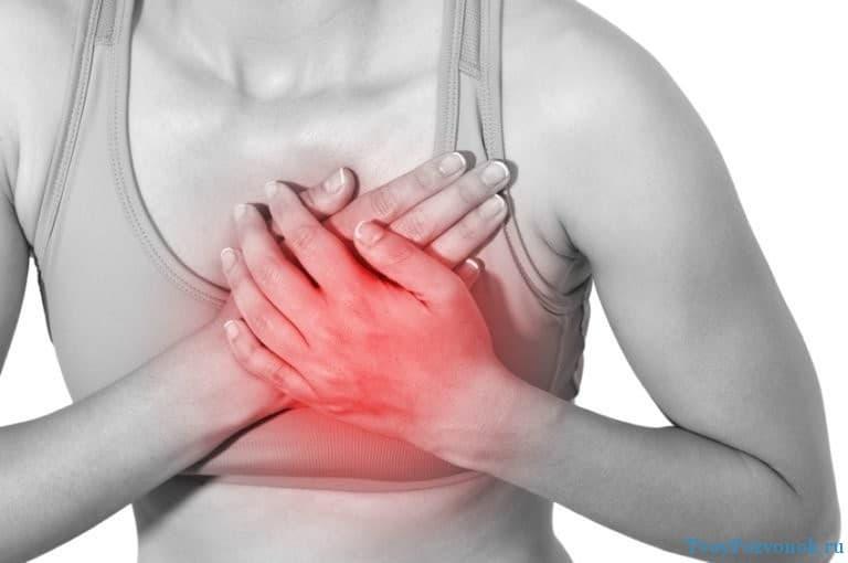 Гирудотерапия в кардиалгии