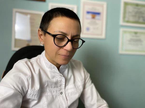 Ольга Черноталова